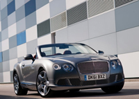 Bentley New Continental GT & GTC 2012