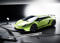 Lamborghini Gallardo LP 570-4 Superleggera 2012